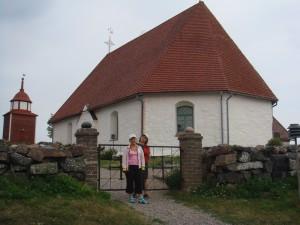 The church of St. Anna
