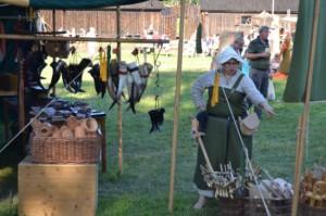 Фестиваль викингов в Кварнбо