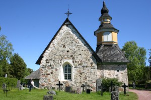 Anna's church
