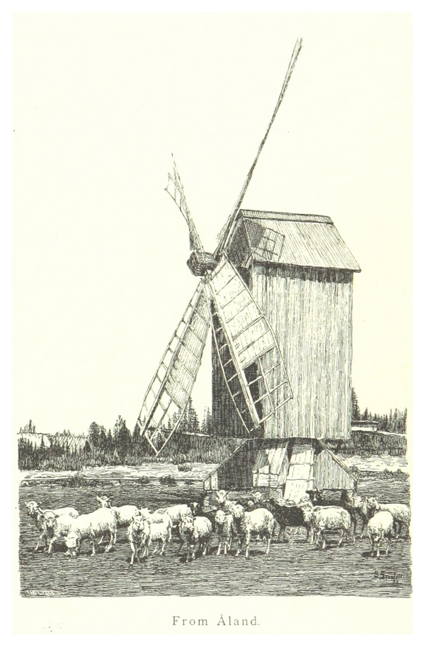 Windmill_in_Ahvenanmaa