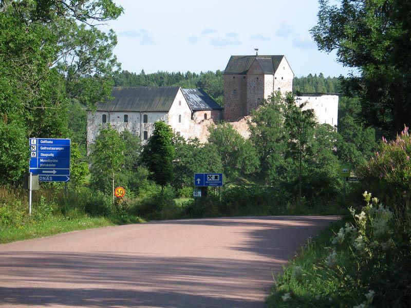 Замок Кастельхолм